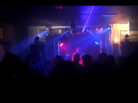 DJ Ferri Somogyi in Du Commerce in Terneuzen