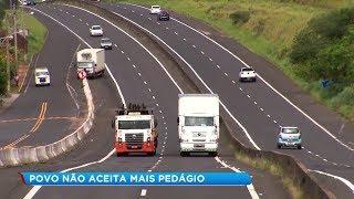 Privatização de rodovias prevê instalação de novos pedágios na região