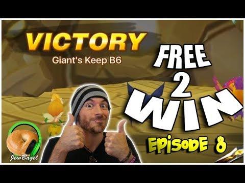 SUMMONERS WAR : FREE-2-WIN - Episode Eight (видео)