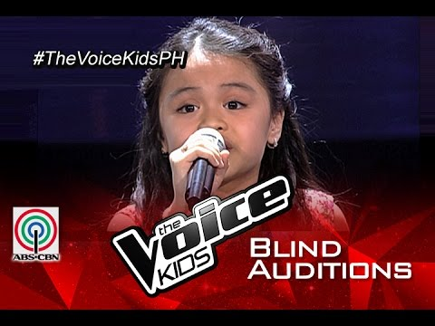 Download The Voice Kids Philippines 2015 Blind Audition: