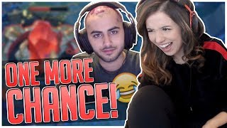 POKI GIVES MOE ANOTHER CHANCE! | Duo w/ Yassuo!