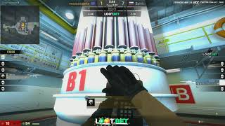 LOOT.BET Cup2 || MOUSESPORTS vs SPIRIT bo3 || by Toll & Zais map3