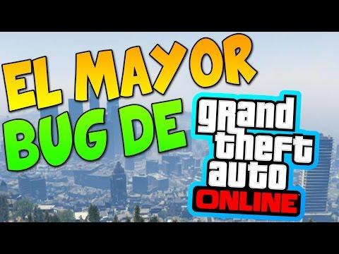 EL MAYOR BUG DE GTA 5 ONLINE 1.15 + REACCIÓN ÉPICA XD (видео)