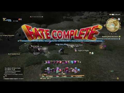 Final Fantasy XIV: Stormblood - parte 510 - Breaking Brick Mountais (видео)