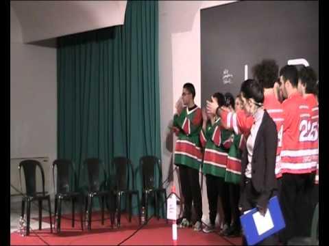 Match di Improvvisazione Teatrale - Strani Tipici Ischia vs Roma - Seconda Parte