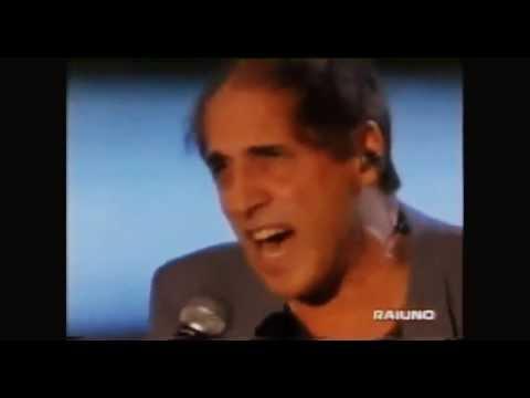Adriano Celentano & Biagio Antonacci -  L'Emozione Non Ha Voce (HD) (видео)