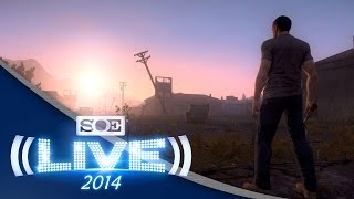 H1Z1 Interview - Early Access Questioned Inside! | SOE Live 2014