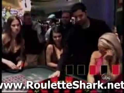 David Blaine – The Roulette Trick (How he wins Roulette)