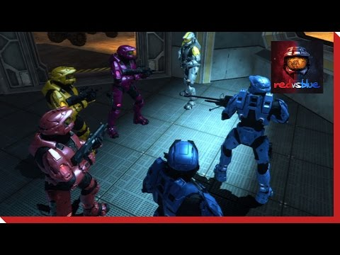 Season 6, Chapter 15 | Red vs. Blue