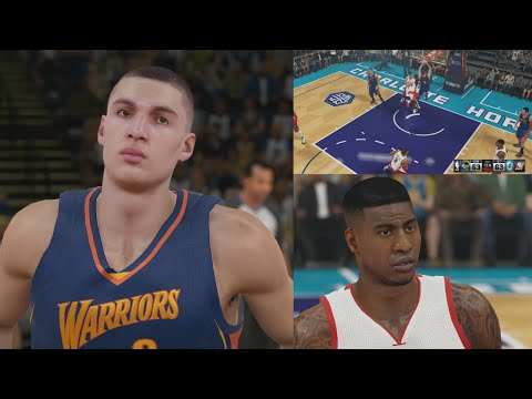 thriller - Follow: https://twitter.com/Shake4ndBake Lets get to 200K, SUBSCRIBE: http://goo.gl/rJ6wBq This is the start to the Road to the Playoffs for me in My Team in NBA 2K15. Today we take on the...