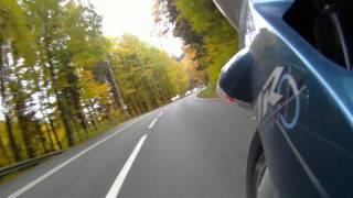 9. Mit der Yamaha FJR1300A zum Elbsandsteingebirge im Herbst 2011