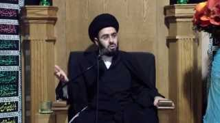 01 - Analysis of Fasting on Ashura- Sayed Hossein al Qazwini- Muharram 1436 / 2014  Night 1