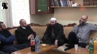 Vizitë Hoxhë Ekrem Avdiut në Mitrovicë (16. Shkurt 2014) Iniciativa VEPRO
