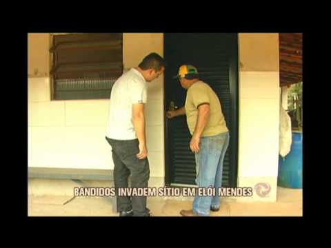 Ladrõe invadem sítio para roubar cerveja em Elói Mendes