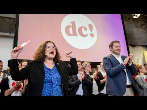 SPD: Debattencamp als Schritt zur Erneuerung?