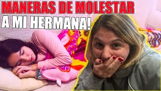 Video MANERAS DE MOLESTAR A MI HERMANA | NEUS SNOW MP3, 3GP, MP4, WEBM, AVI, FLV Juni 2018