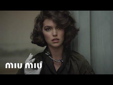 MIU MIU S/S 2013 EYEWEAR ADVERTISING CAMPAIGN