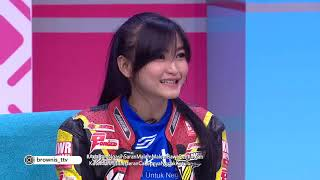 Video BROWNIS - Viral! Wiwi Pratiwi, Pembalap Mungil dan Cantik dari Cikarang (17/5/19) Part 3 MP3, 3GP, MP4, WEBM, AVI, FLV Agustus 2019