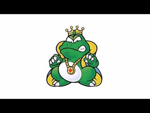 Super Mario Bros. 2 - Wart (Final Boss) Music EXTENDED