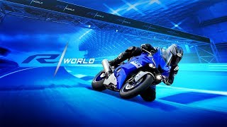 10. 2020 Yamaha YZF-R6. Respect R World.