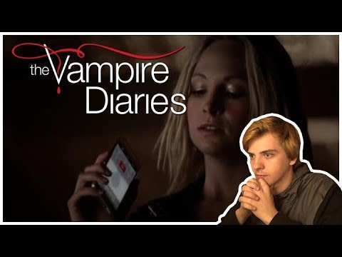 """The Vampire Diaries - Season 6 Episode 16 (REACTION) 6x16 """"The Downward Spiral"""""""