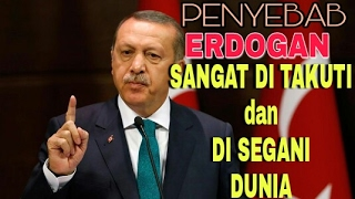 Video TURKEY ! Penyebab Sosok ERDOGAN Sangat di Segani Dunia dan di Cintai Muslim Seluruh Dunia MP3, 3GP, MP4, WEBM, AVI, FLV Januari 2019