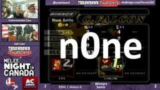 Ontario Smash Bros. Moments: The n0neback