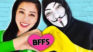 VY is BEST FRIENDS With HACKER to Find Regina's Parents - Funny Pranks & Awkward Moments in Disguise