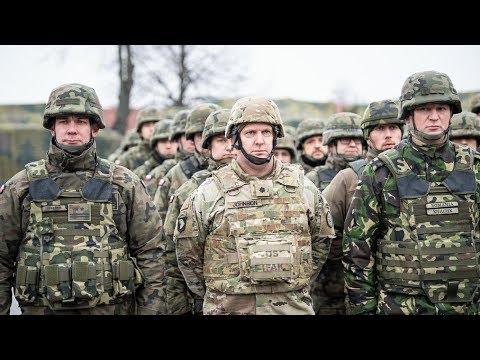Wielonarodowa Dywizja w Elblągu gotowa do działania  - spot