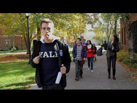 tour - On Harvard Time went to New Haven to show real tourists around Yale's campus and share some lesser known facts about the safety school's history. ON HARVARD ...