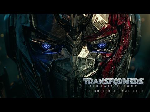 Transformers: El último caballero - Extended Big Game Spot?>