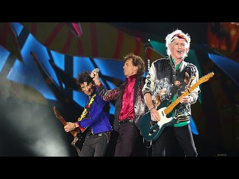 Οι Rolling Stones στην Κούβα:  «More than satisfaction…»