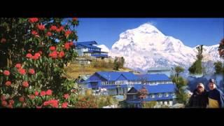 Dhawalagiri Nepal  City new picture : Dhaulagiri Hawa Chalio Siriri , Ram Chandra Kafle ,beautiful sceneries, Photo Kobang Mustang