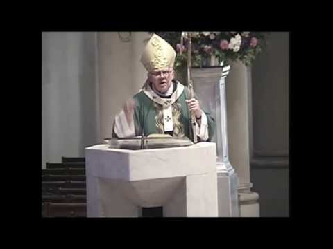 Homily from the 30th Sunday in Ordinary Time 2014