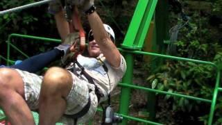 Video Zip-Line Arenal Costa Rica Sky Adventures May 2011 Ziplining MP3, 3GP, MP4, WEBM, AVI, FLV Oktober 2017