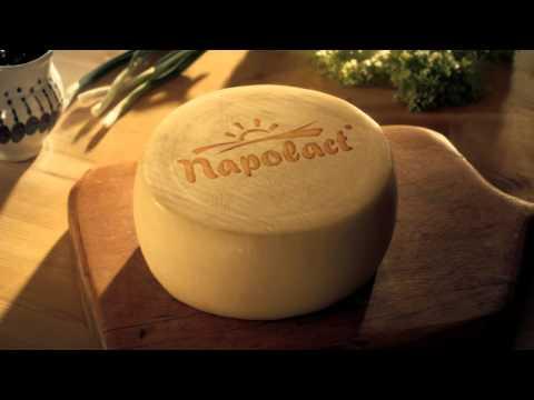 Napolact - Noul Cascaval Bobalna