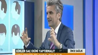Doç.Dr.Hayati Akbaş-Saç Ekimi-Ülke TV