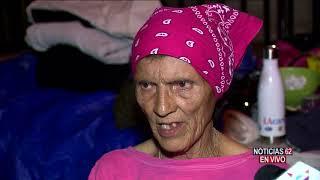 Desalojada vive en la calle- Noticias 62 - Thumbnail