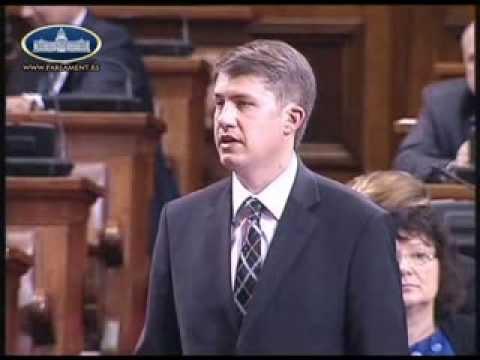 Parlamenti felszólalás - Ivica Dačić átalakított kormányának megválasztásáról (viszontválasz Aleksandar Vučićnak)-cover