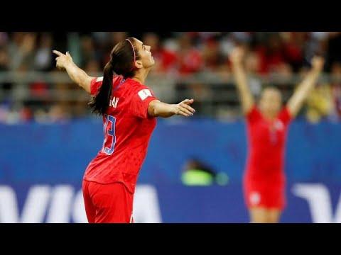 Μουντιάλ Γυναικών: Νίκη με 13-0 για τις ΗΠΑ