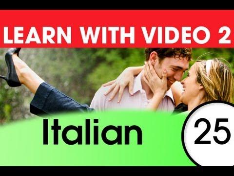 Wichtige Italienische Wörter