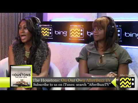 The Houstons: On Our Way After Show   Season 1 Episodes 4 & 5  | AfterBuzzTV