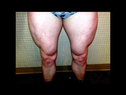 SQUAT Till Your Blood Vessels POP! Natural Bodybuilding Motivation!