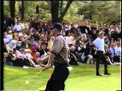 1999 Ryder Cup – NBC Preamble Sunday Finals