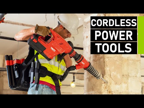 Top 10 Latest Cordless Electric Power Tools Innovation