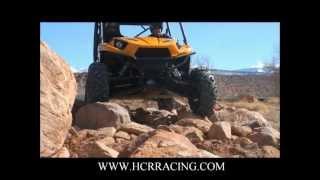 5. HCR Racing Teryx 4 Long Travel Suspension Kit -Short Version