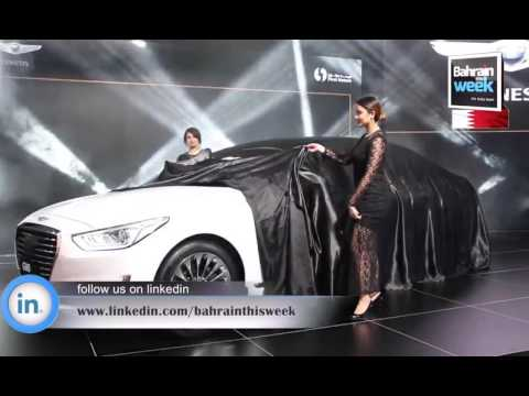 All New Genesis G90 Bahrain Launch by First Motors