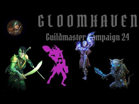 Gloomhaven Guildmaster E024 - The Scoundrel Removes the Brute