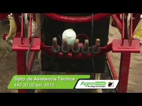 Asistencia Técnica – Podología AGROCOLANTA®