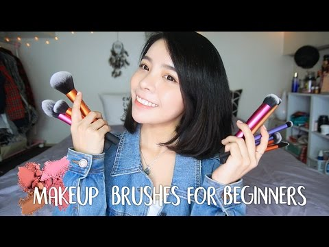 One Brand Makeup Brushes For Beginners With Demo | Erna Limdaugh